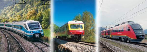 Slovenske železnice - Train types - Slovenske železnice
