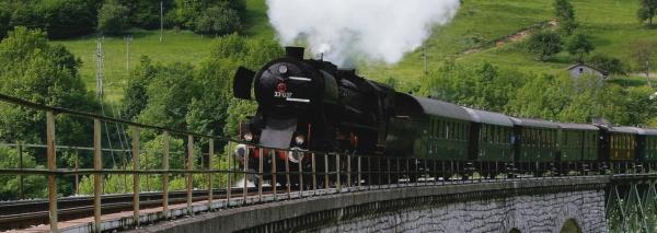 Slovenske železnice Journey To Bohinj Aboard The