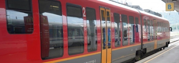 Passenger transport - Slovenske železnice